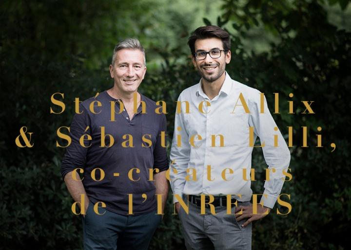 Sébatien Lilli et Stéphane Alix, INREES, Paris, Juillet 2017